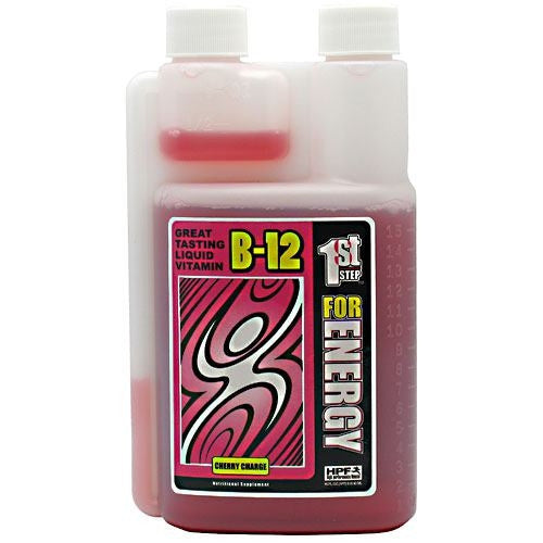 1st Step for Energy B12 - Cherry Charge - 16 oz - 673131100064
