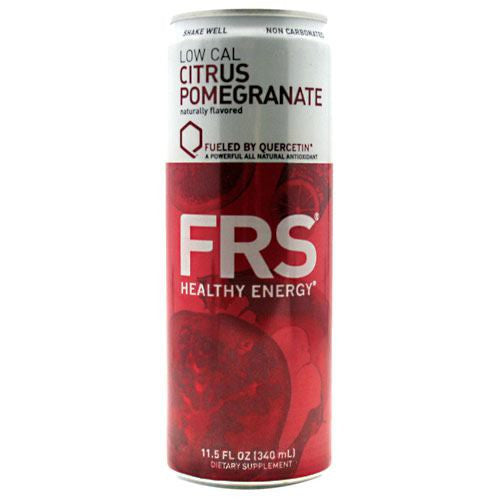 FRS Energy Drink - Low Cal Citrus Pomegranate - 12 Cans - 872774003316