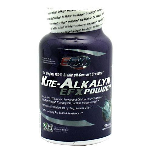 All American EFX Kre-Alkalyn EFX Powder - 66 Servings - 737190002209