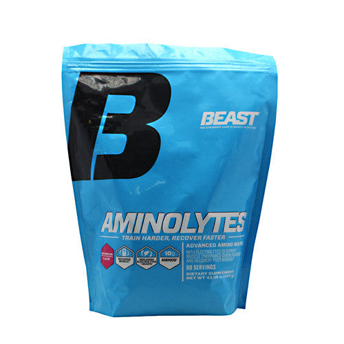 Beast Sports Nutrition Aminolytes - Watermelon - 45.26 oz - 631312804613