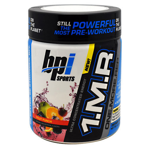 BPI 1.M.R - Fruit Punch - 30 Servings - 811213024963