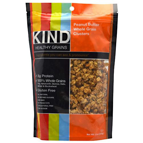 Kind Snacks Healthy Grains - Peanut Butter - 11 oz - 602652171826