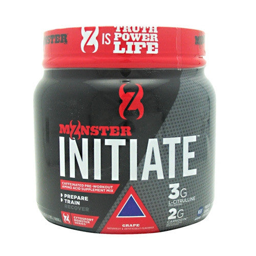 CytoSport Monster Initiate - Grape - 30 Servings - 660726802502