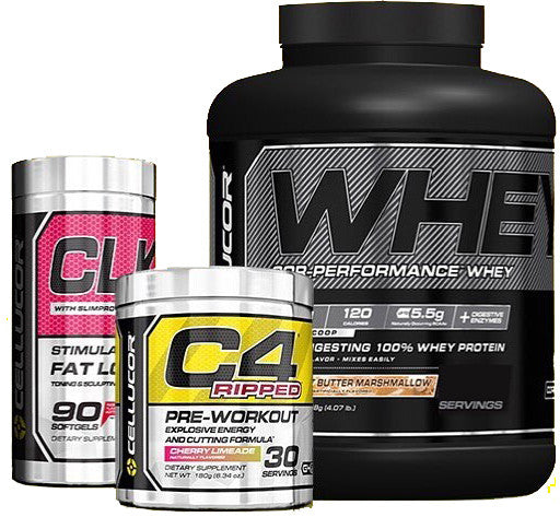 Cellucor Fat Burning Stack