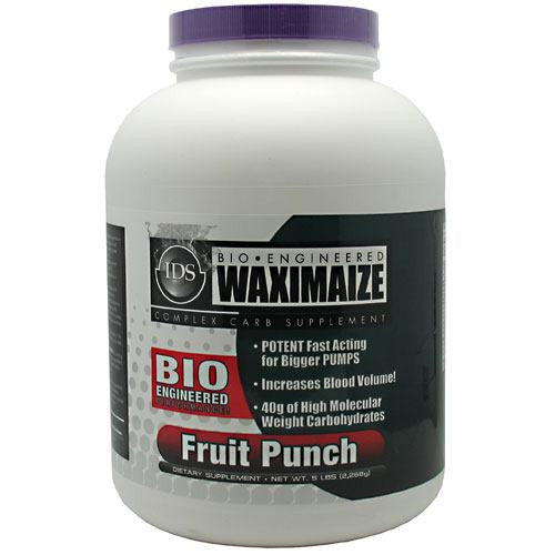 IDS Bio Engineered Waximaize - Fruit Punch - 5 lb - 675941001722