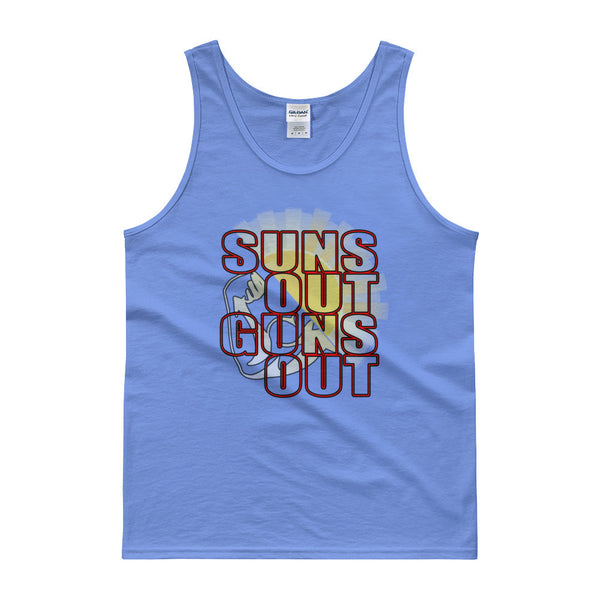 Suns Out Guns Out - Tank top