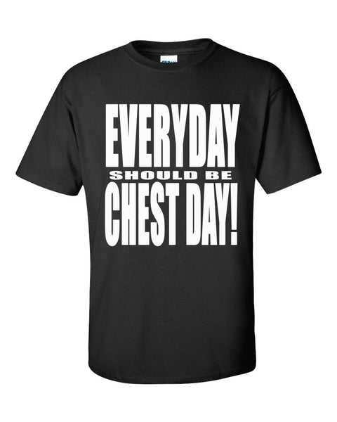 Chest Day T-shirt