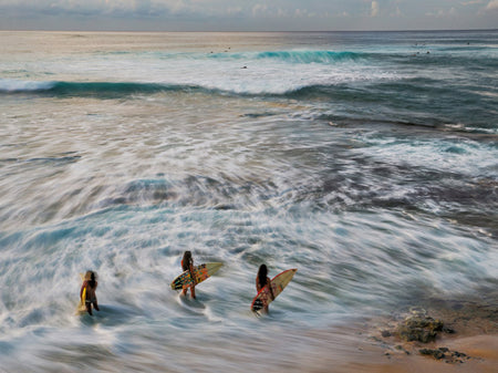 The Artistry and Sport of Surfing