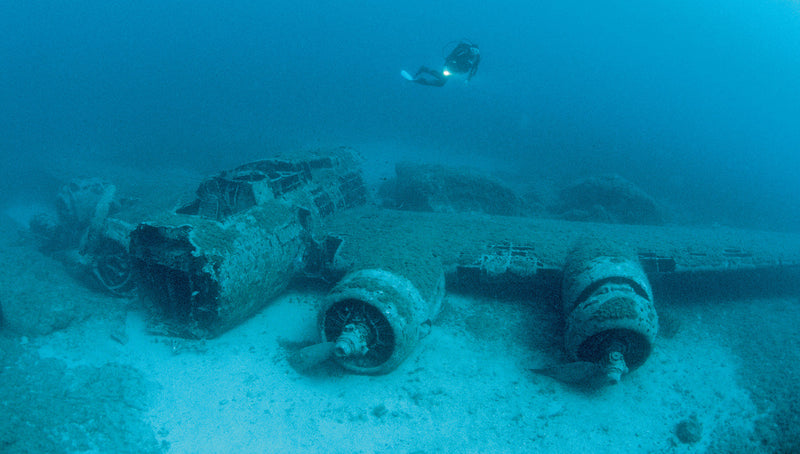 Three of Our Favorite US Wreck Dives