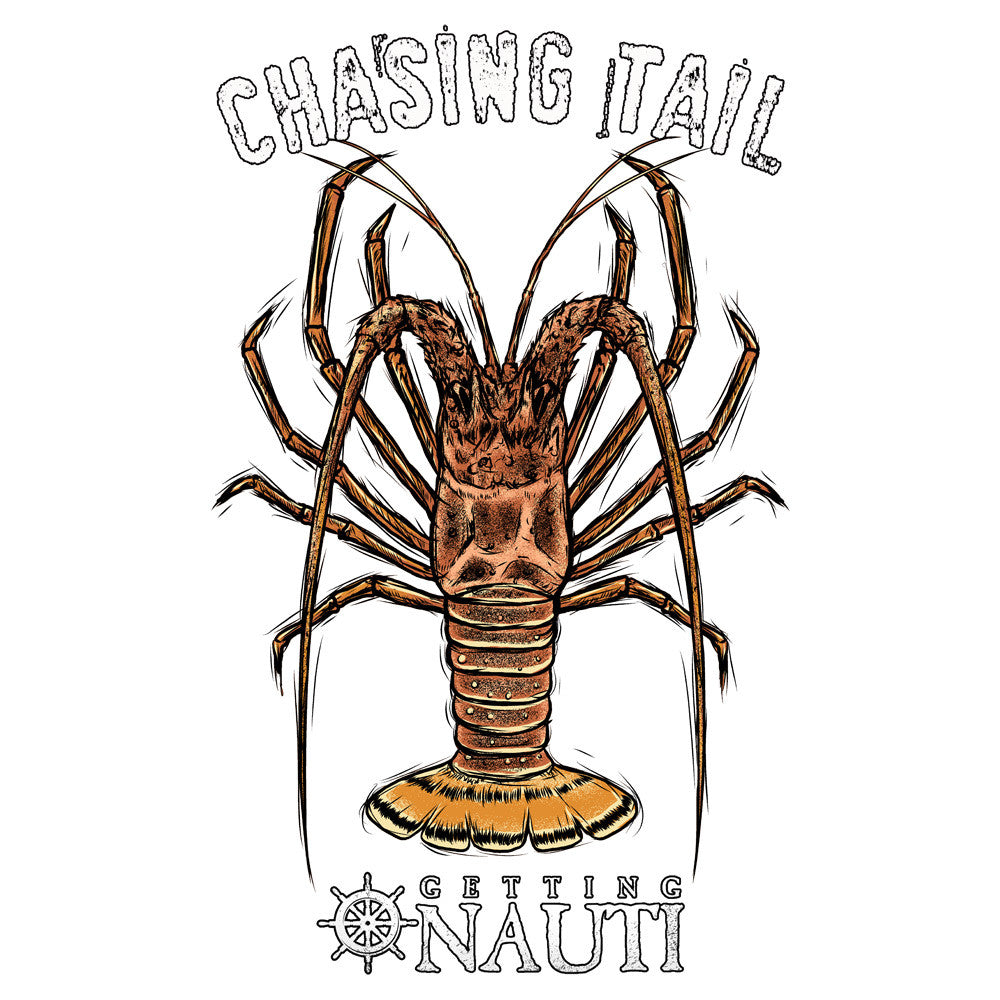 Chasing Tail - Getting Nauti with the Spiny Lobster