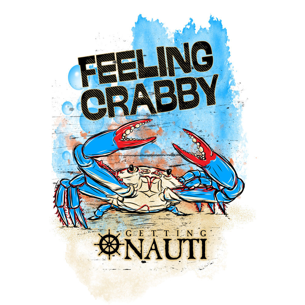"It's Monday So We're ""Feeling Crabby!"""
