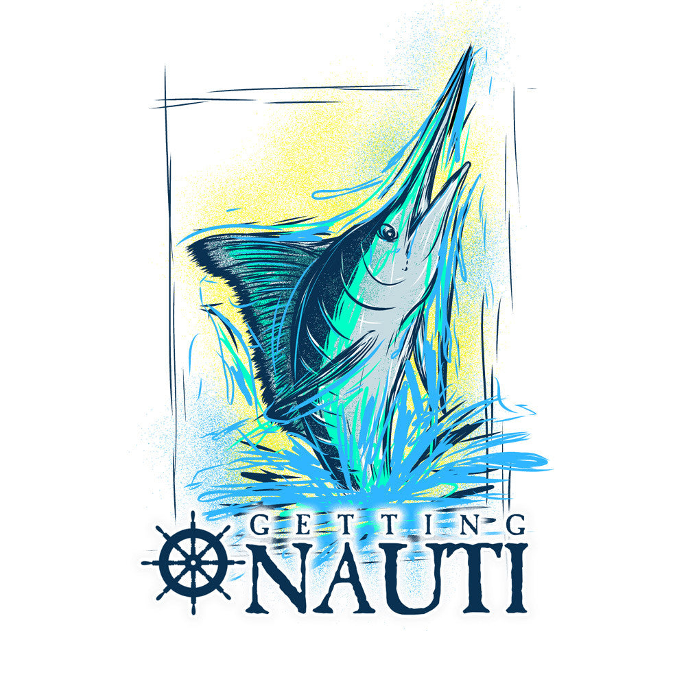 Getting Nauti With the Baddest Fish in the Sea