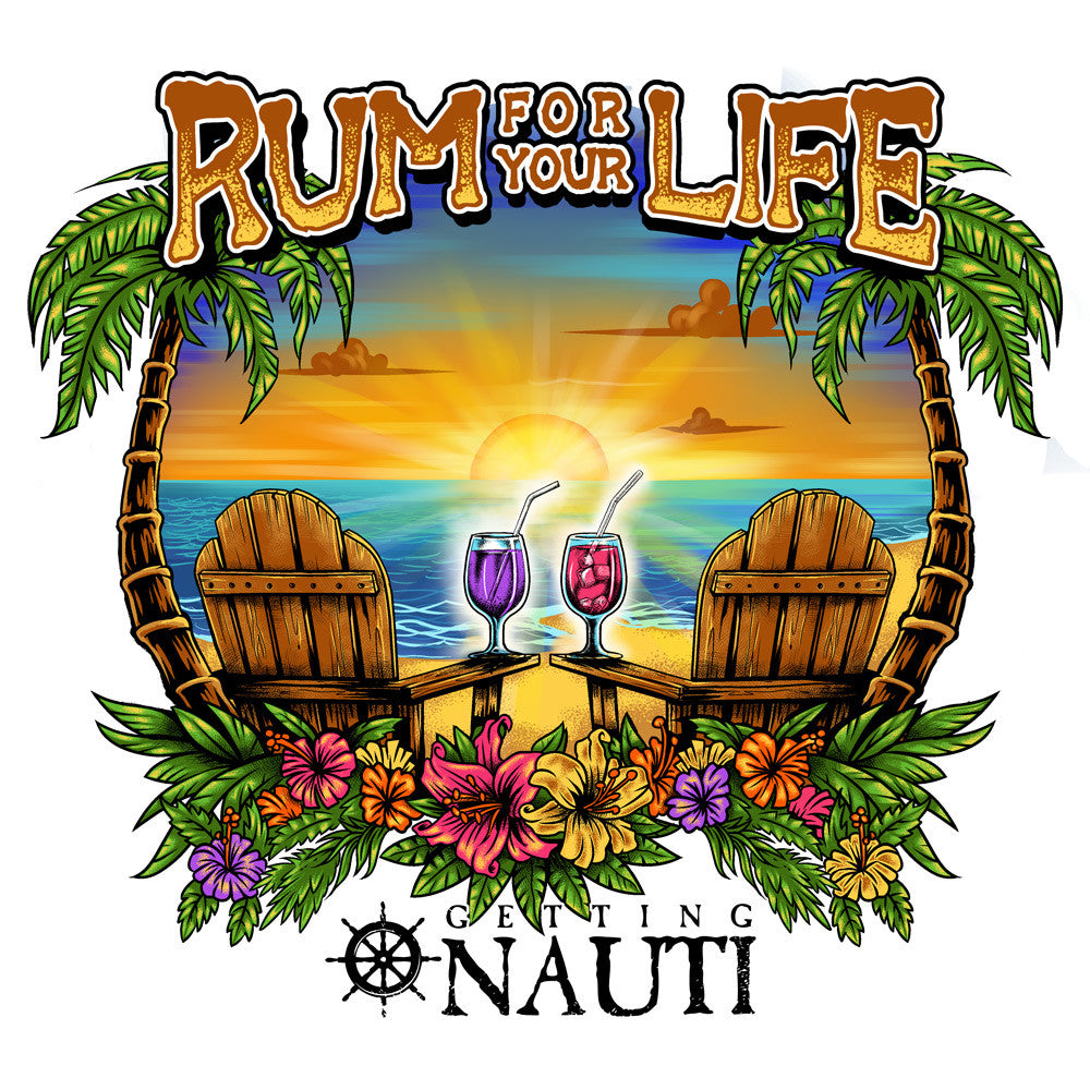 """Rum For Your Life""  — Getting Nauti's Primer on the Nautical Drink of Choice"
