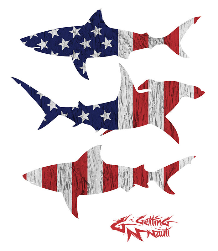 Patriot Sharks Collection
