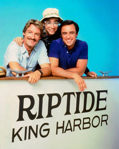 Riptide the TV Show