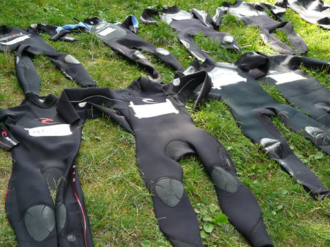 Clean Wetsuits