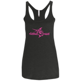 Swordfish Ladies' Triblend Racerback Tank