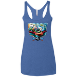 Pool Shark Ladies' Racerback Tank