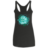 I Lost My Heart To The Ocean -  Ladies'  Racerback Tank