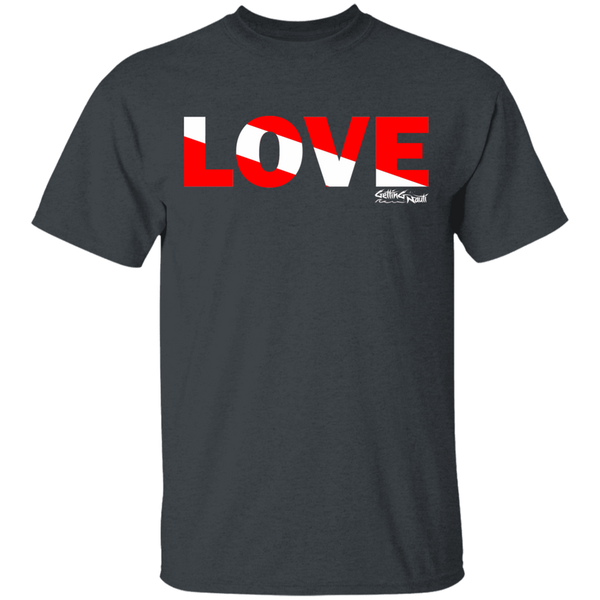 SCUBA Love - Cotton T-Shirt