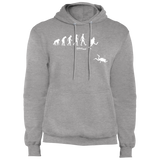 SCUBA Evolution - Fleece Pullover Hoodie