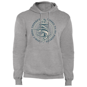 I Need To Go Fishing - Fleece Pullover Hoodie