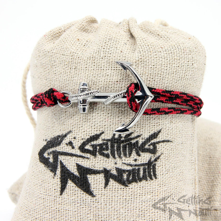 Effingham - Anchor Bracelet