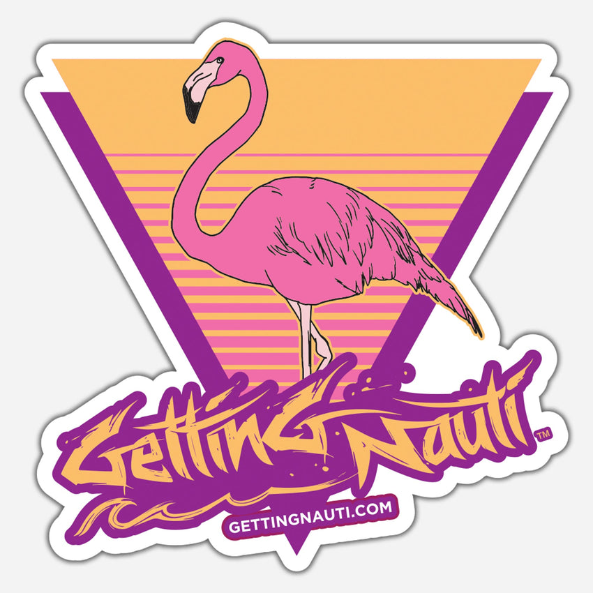 Getting Nauti Stickers