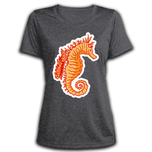 Seahorse - Ladies' Dri-Fit Moisture-Wicking T-Shirt