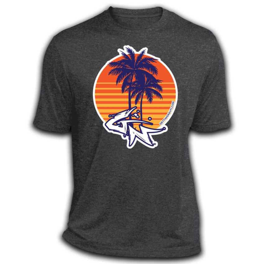 Palm Trees -  Dri-Fit Moisture-Wicking T-Shirt