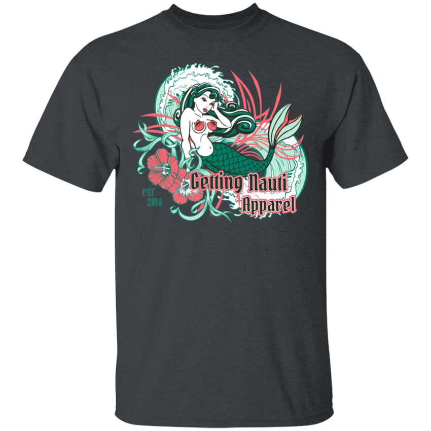 Mermaid - Cotton T-Shirt