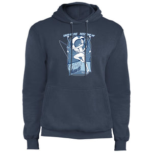 Reel One In - Fleece Pullover Hoodie