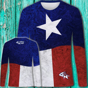 Lone Star Long Sleeve Performance Shirt