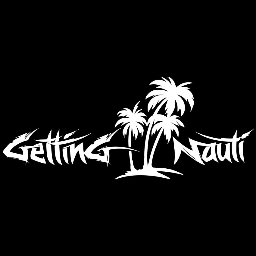 Palm Trees Vinyl Decal
