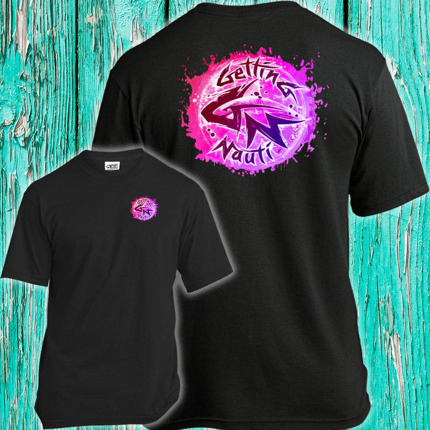 Pink Splash Super-Soft T-Shirt