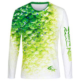 Mahi Striker Men's Long Sleeve Performance Shirt