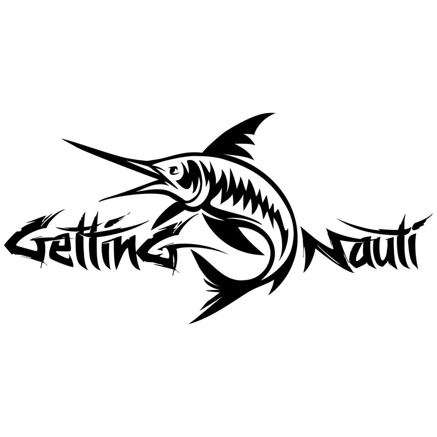 Swordfish Vinyl Decal