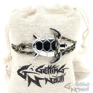 Verne - Sea Turtle Bracelet