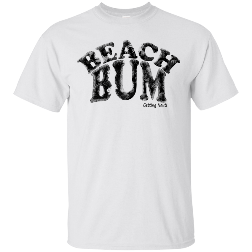 Beach Bum - Cotton T-Shirt