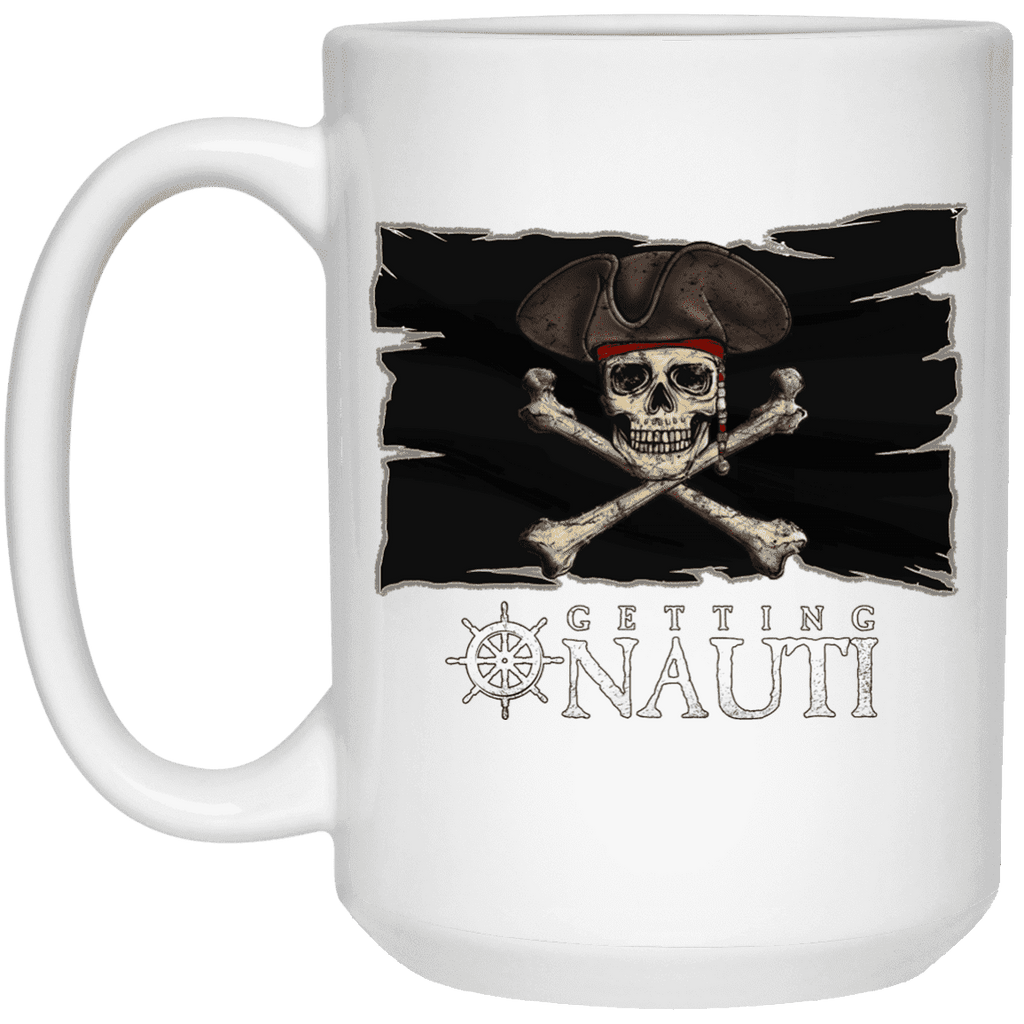 Accessories - Jolly Roger - 15oz. Mug