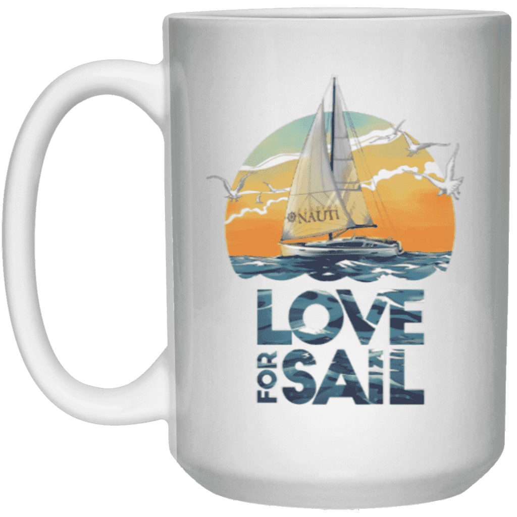 Accessories - Love For Sail - 15oz. Mug
