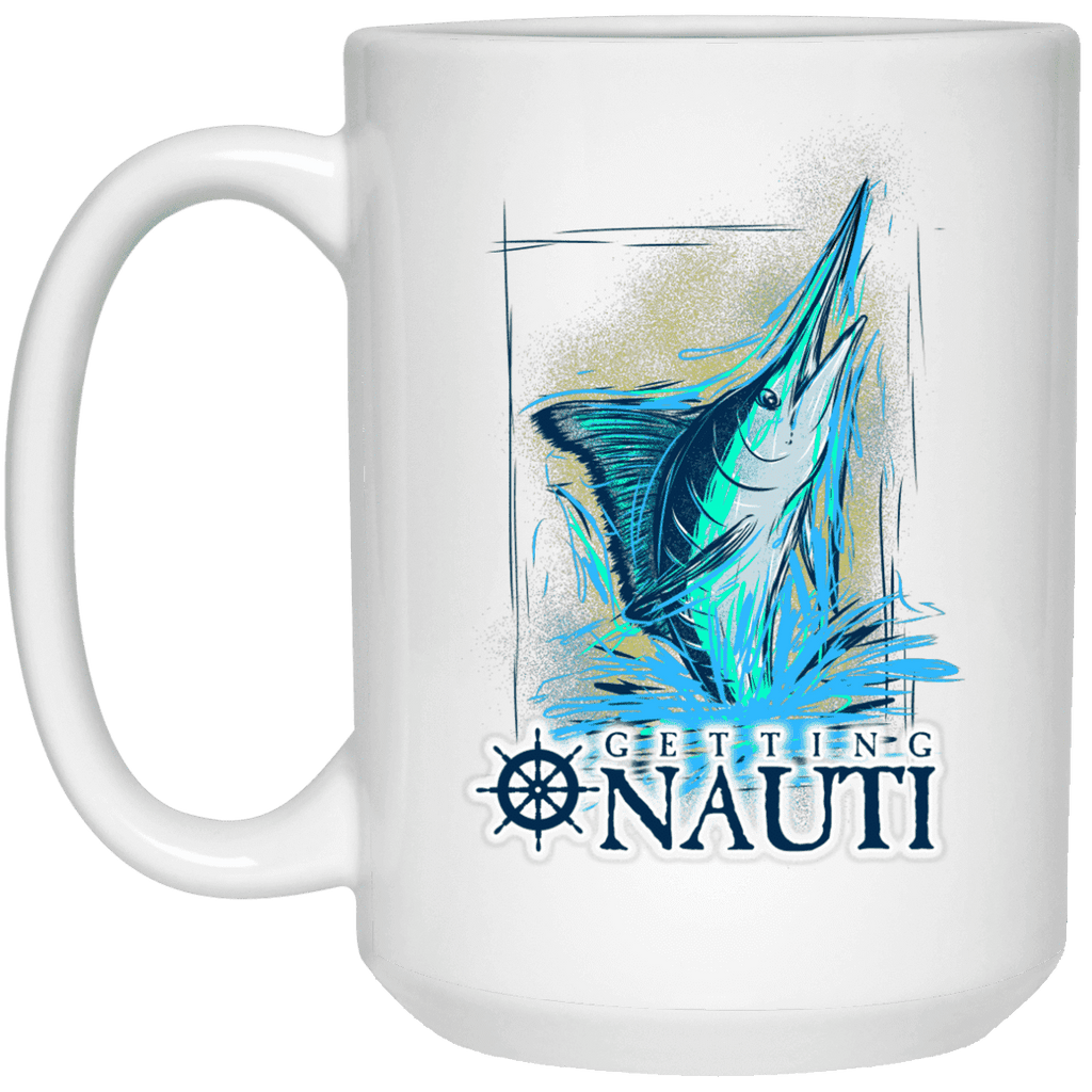 Accessories - Marlin Collection - 15oz. Mug