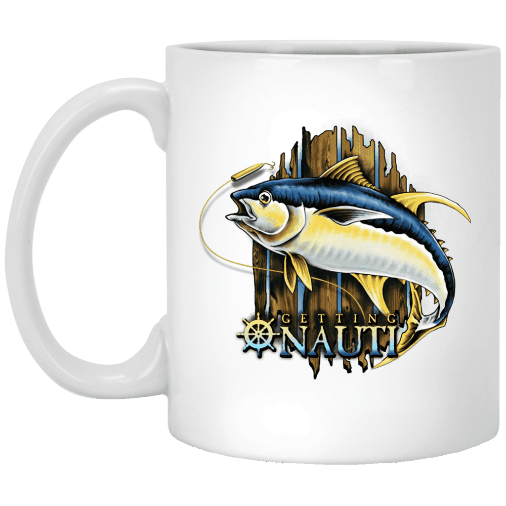 Accessories - Yellowfin Tuna - 11oz. Mug