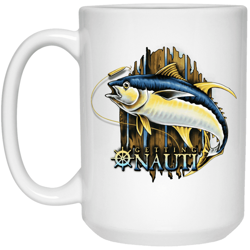 Accessories - Yellowfin Tuna - 15oz. Mug