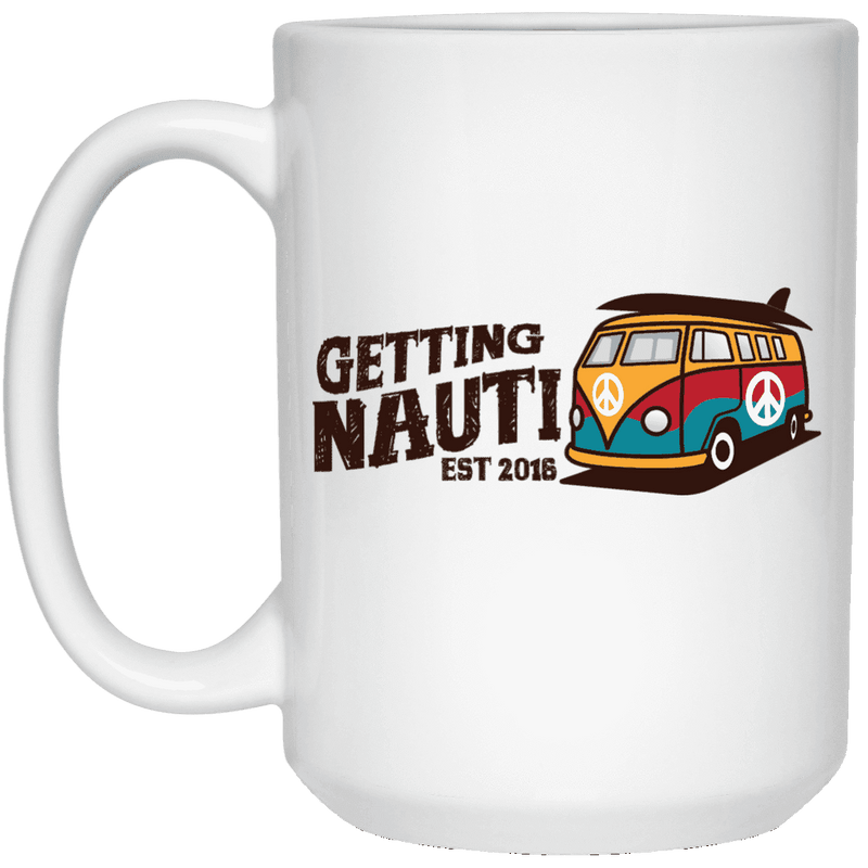 Drinkware - Hippie Bus - 15oz. Mug