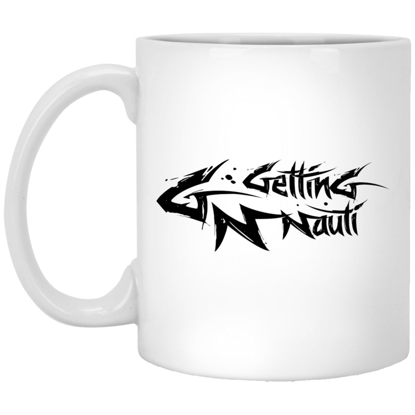 Drinkware - Stacked Shark Mugs