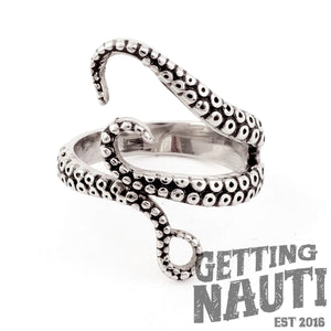 Jewelry - Getting Nauti's Original Octopus Ring