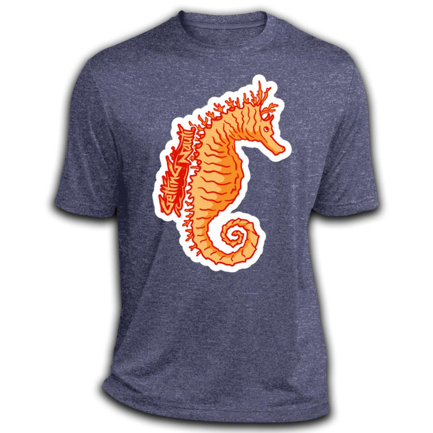 Seahorse -  Dri-Fit Moisture-Wicking T-Shirt