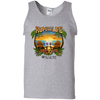 Sleeveless - Rum For Your Life - Cotton Tank Top