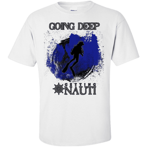 T-shirt - Going Deep - Cotton T-Shirt